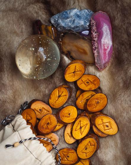 Tirage De Runes